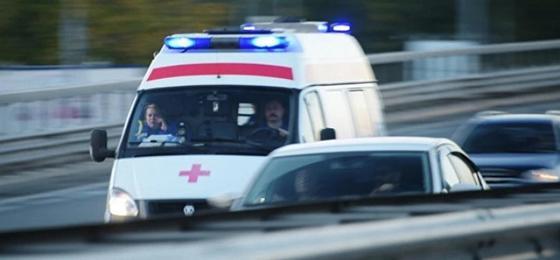 Toyota с пассажирами перевернулась в Карагандинской области