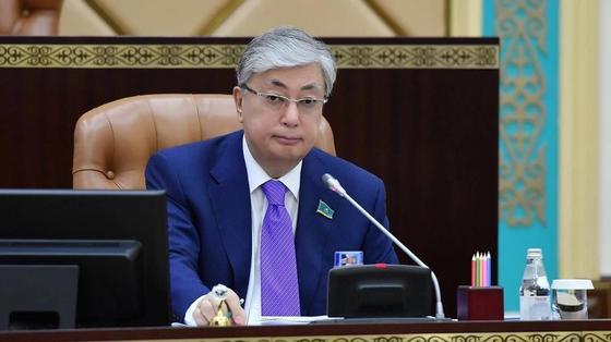 Токаев потребовал принять меры из-за подтопления в Астане