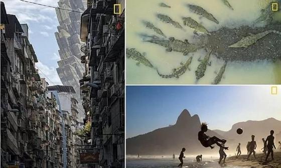 National Geographic подводит итоги конкурса на лучшего трэвел-фотографа