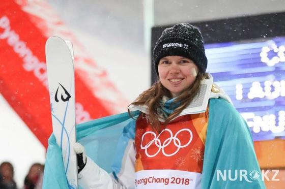 «Бронза» Галышевой в могуле стала первой в истории Казахстана на Олимпиаде