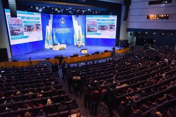 А.Мамин: Астана олицетворяет социально-экономическое развитие Казахстана