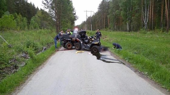 Страшное ДТП с участием квадроциклов: погибли четверо выпускников (фото)
