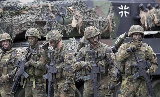 Заговор военных раскрыли в Германии