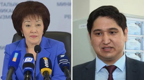 Вице-спикер мажилиса попросила «на выход» зампредседателя Аэрокосмического агентства Оралмагамбетова