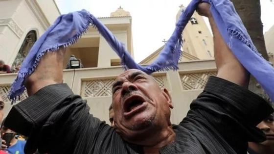 Нападение на коптов в Египте: полиция убила 19 исламистов