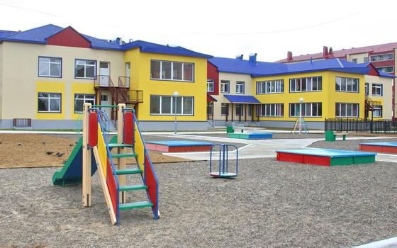 Частный детсад в Караганде принял «особенных» детей
