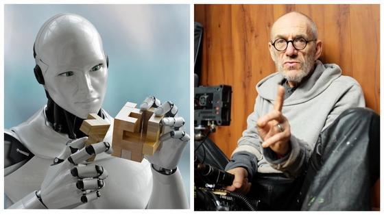 Робот с искусственным интеллектом исполнит главную роль в кино