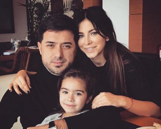Ани Лорак с мужем и дочерью. Фото: Instagram