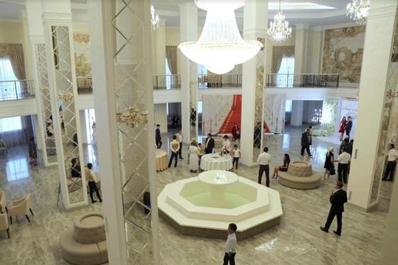 Дворец бракосочетаний открылся в Караганде в рамках программы «Рухани жаңғыру»