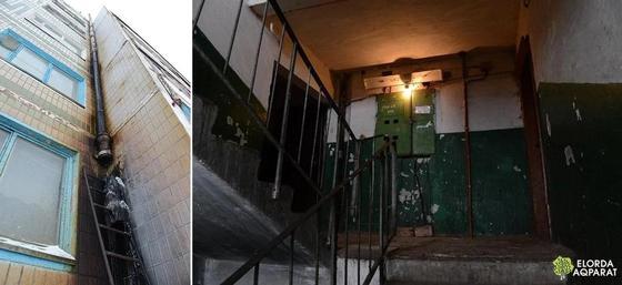 Многострадальную пятиэтажку в Астане снесут