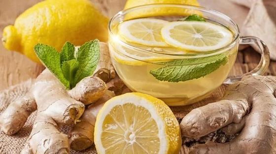 Лимон и имирь