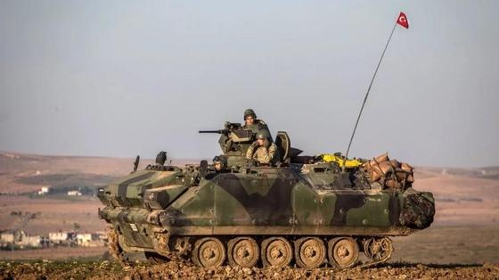 Турция объявила о наступлении на курдов в Сирии