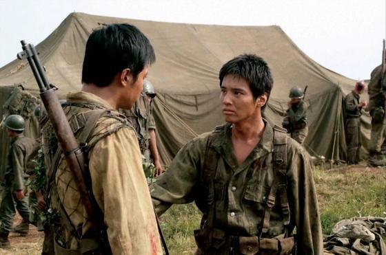 Исторические фильмы азиатские
