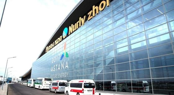 """Астанчан призвали не беспокоиться из-за ситуации на вокзале """"Нурлы жол"""""""
