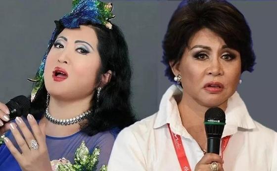 Макпал Жунусова ответила Розе Рымбаевой, которая критиковала исполнителя