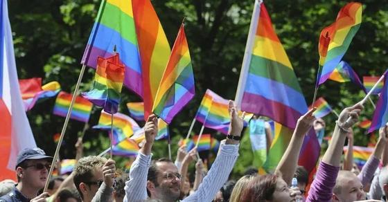 Гей-парад в Киеве продлился 20 минут