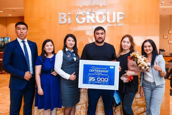 Клиент был ошарашен обслуживанием менеджера BI Group