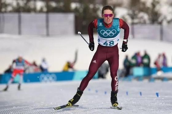 Российский лыжник Спицов завоевал бронзу Олимпиады в Пченчхане