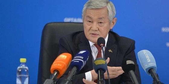 Сапарбаев рассказал о митинге рабочих Абу Даби плаза: что требовали люди