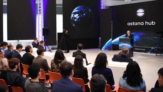 Назарбаев объявил о создании Клуба Бизнес-Ангелов в Казахстане