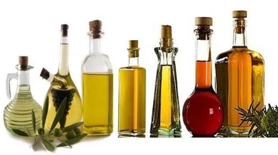Разные виды масла