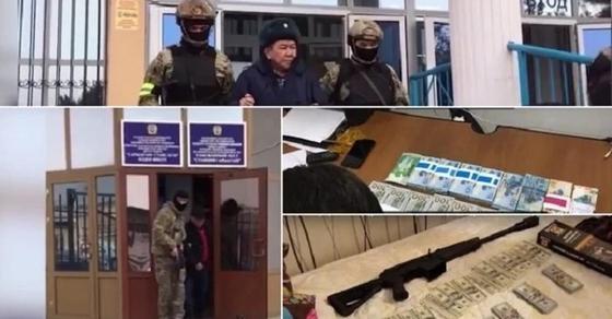 Стали известны подробности спецоперации с задержанием таможенников и полицейских