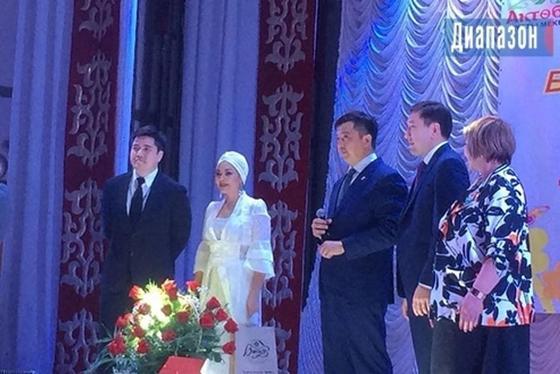 Дильназ Ахмадиева извинилась перед актюбинскими детьми