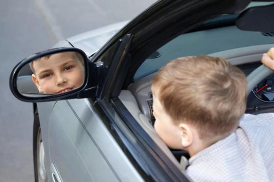 Ребенок в четвертый раз пытался угнать авто в Уральске