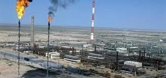 Основные месторождения нефти в Казахстане Тенгиз