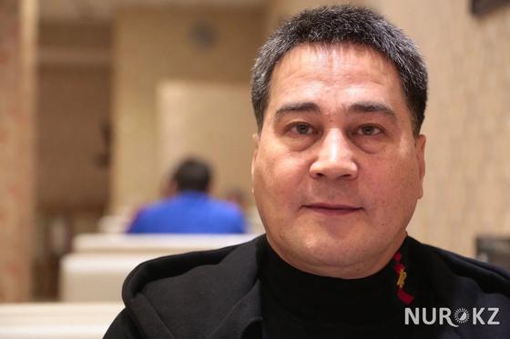 Марат қажы Исенбаев. Фото: NUR.KZ.