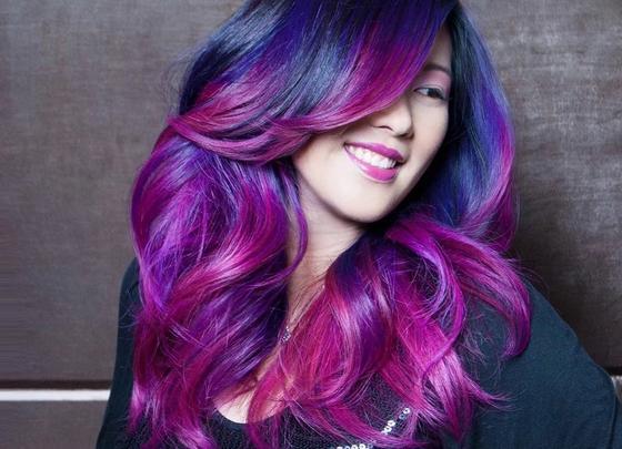 6 вещей, которые стоит знать перед тем, как красить волосы в необычный цвет