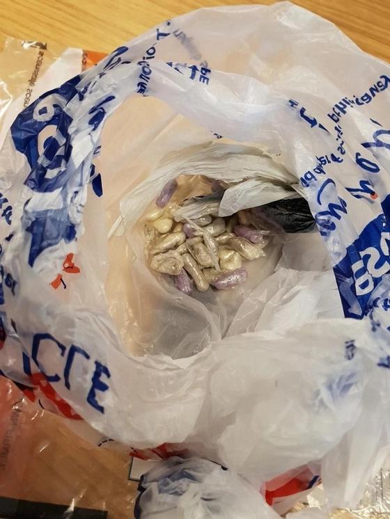 «Заботливый» кот принес домой пакет с наркотиками