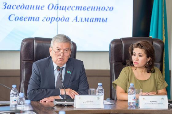 Общественный совет Алматы направил рекомендации по реформе МВД в Администрацию Президента