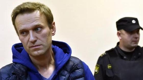 Алексей Навальный получил 20 суток ареста. На этот раз за акцию 9 сентября