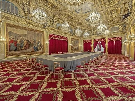 Дворцы, в которых ютятся мировые лидеры