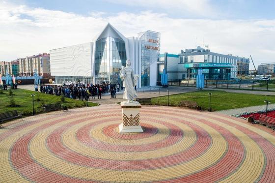 Первый в Казахстане центр духовно-нравственного воспитания «Анаға тағзым» построили в Актобе