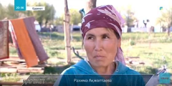 Жамбыл облысында туған анасы теріс айналған мүгедек қыздың тағдыры елді жылатты