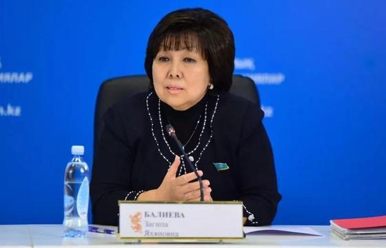 Загипа Балиева: Акима, избившего школьника, могут посадить