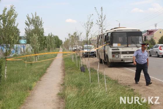 Женщину нашли мертвой в автобусе в Уральске