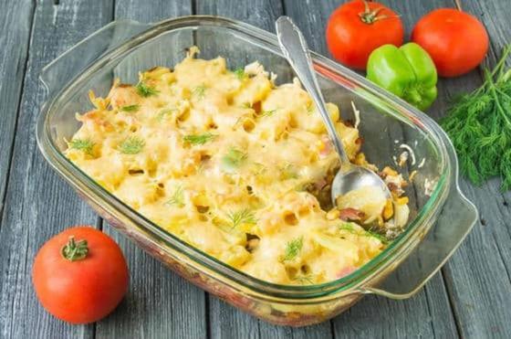 Блюда из картофеля быстро и вкусно