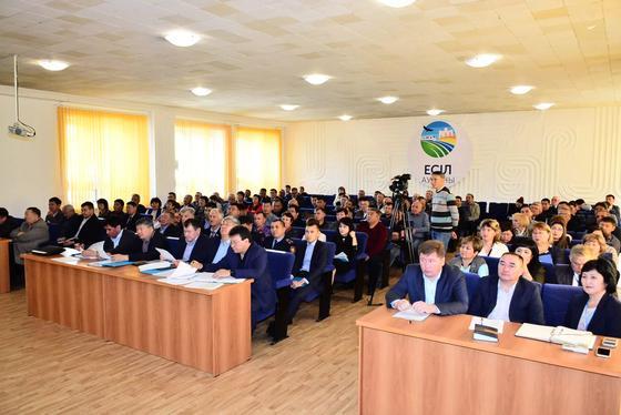 В Акмолинской области подвергли критике получателей субсидий