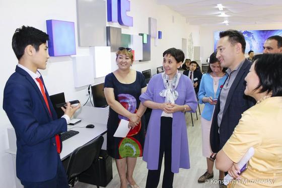 Тамара Дуйсенова побывала с рабочей поездкой в Павлодарской области
