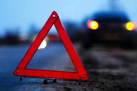 Три человека погибли в жутком ДТП на трассе в Мангистуской области