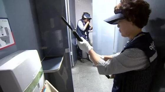 Южная Корея борется с порно, снятым скрытой камерой. Пока безуспешно