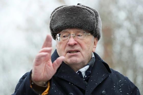 """Жириновский пообещал ввести в РФ """"жёсткую диктатуру"""" в случае избрания"""