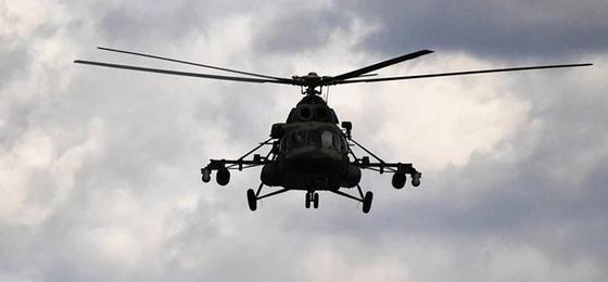 Разбившийся в России Ми-8 при взлете столкнулся с грузом другого вертолета