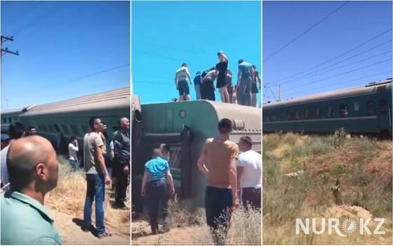 Крушение поезда в Шу: стали известны имена пострадавших