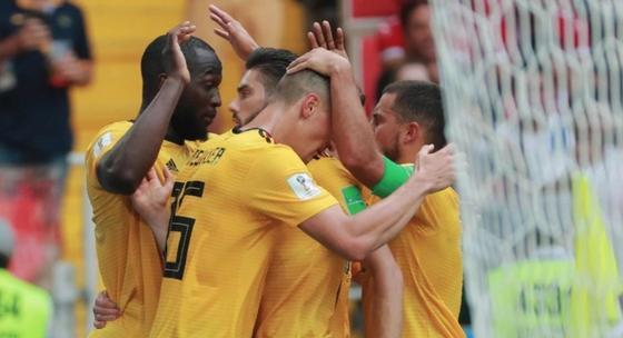 Бельгия разгромила Тунис и почти вышла в плей-офф ЧМ-2018