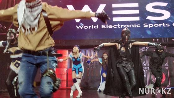 Турнир по киберспорту начался в Алматы