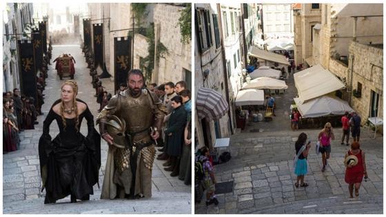 Фанаты «Игры престолов» атаковали город, в котором снимали сериал